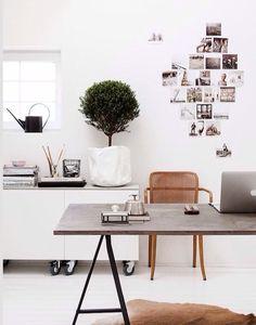 Keep it simple. #workspace