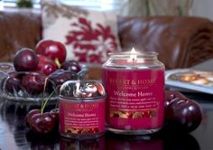 Come home to this beautiful Heart & Home warming scent