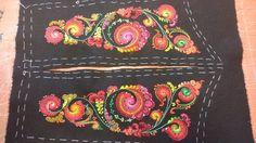 Folk, Embroidery, Needlework, Popular, Fork, Drawn Thread, Stitch, Stitches