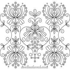 mexican embroidery patterns - Google Search
