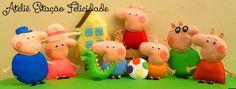 Estação Felicidade: Peppa pig...