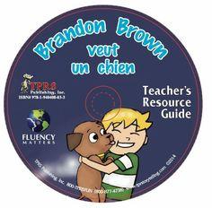 Brandon Brown veut un chien - Teacher's Guide on CD