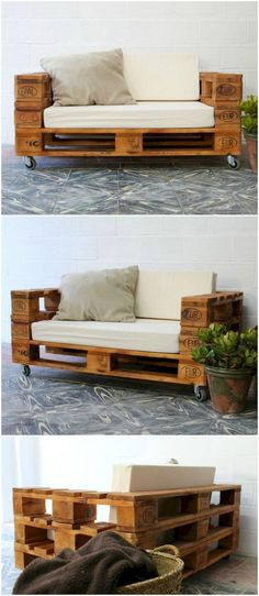 Appealing DIY Pallet Furniture Design Ideas - Page 61 of 65