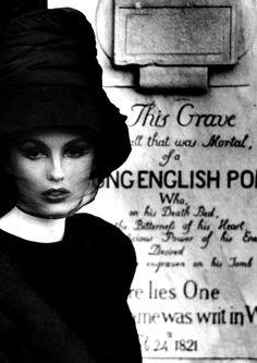 Dorothea McGowan, 1962. Photo: William Klein.