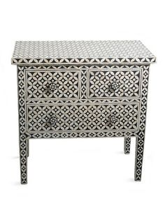 If #DVF had a love affair with home decor, it would look this #nuloom chest.
