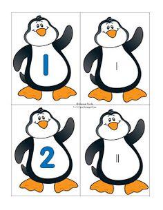 Penguin Tally Match (free)