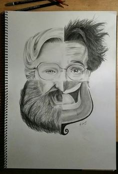 Robin Williams! I come across this as I am watching his stand up :) r.i.p