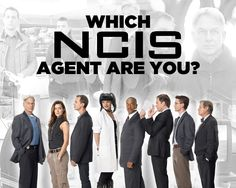"""Which """"NCIS"""" Agent Are You; I got Special Agent Leroy Jethro Gibbs and, not gonna lie, I'm pretty excited about that :)"""