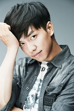 Lee Seung Gi ;-) You break my heart