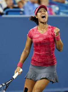 Nike Tennis Collection for US Open 2013: Li Na