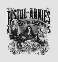 Love the Pistol Annies