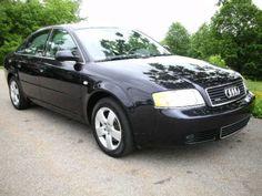 2002 Audi A6 - $7,995 - 76k miles