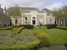 Hofje van Oirschot Haarlem