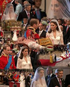 William and Kate   So Love this collage!