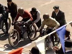 Epic Moto Video - The Seeker featuring Pol Tarrés - The Bullitt Pretty Cool, How To Look Pretty, Discovery Channel, Custom Motorcycles, New Series, Thruxton Triumph, History, Sports, Motorbikes