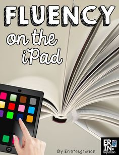 3 creative ways to utilize the iPad to help students practice fluency
