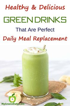 Healthy and Delicious Green Drinks that are perfect Daily Meal Replacement...#superfoodpowders #superfoodcoffee #superfoodsshake #vegansuperfoods