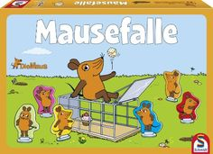 Schmidt Spiele 40505 - Die Maus, Mausefalle Schmidt Spiele http://www.amazon.de/dp/B00AOZVGBS/ref=cm_sw_r_pi_dp_QPIcwb031Z5P3