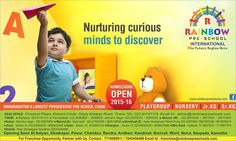 Admissions open for the year 2015-16!!!