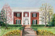 Theta House @ Georgia