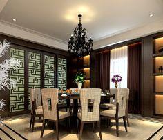 cadeiras estampadas para salas de jantar decoradas e modernas