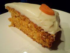 Sodrófával a világ ellen: Mandulás-narancsos répatorta Healthy Life, Cheesecake, Paleo, Dessert Recipes, Food And Drink, Low Carb, Pudding, Cookies, Baking