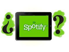 ¿Spotify app for iPad upcoming?  ¿Habrá en breve una app de Spotify para iPad?