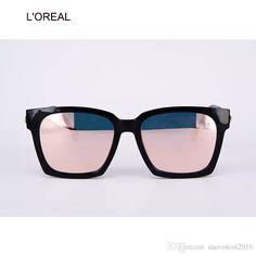 2017 L'OREAL Men Women Polarized Designer Sunglasses Discount Pink Blue Gray Lens Metal Sunglasses Hot Selling Designer Sunglasses Polarized Sunglasses Discount Sunglasses Online with $46.85/Piece on Esovision2016's Store | DHgate.com