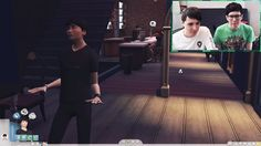 Dil Howlter's dance skills ;p ♥ Dan and Phil Games
