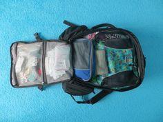 Meet Chelsea Weaver and Her Tortuga V2 Backpack - Her Packing List