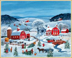 Mary Singleton / LANG Folk Art / November 2014
