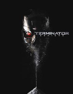 terminator posters | Terminator: Genisys movie poster