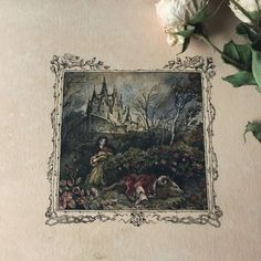 Beauty and the Beast | rivuletpaper
