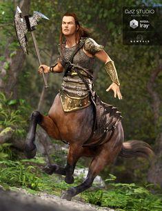 Cypruss Centaur Armor for Centaur 7 Male Magical Creatures, Fantasy Creatures, Dnd Characters, Fantasy Characters, Fantasy World, Fantasy Art, Pan Mythology, Greek Mythological Creatures, Color Splash Photo