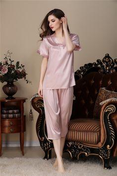 Silk Sleepwear Silk Nightwear Silk Nighties Silk Robes Pajamas & Nightgowns for Women Silk Sleepwear, Silk Pajamas, Sleepwear Women, Silk Chemise, Silk Dress, Satin Nightie, Silk Nightgown, Silk T Shirt, Sleep Dress