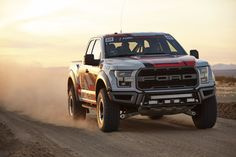 Official: 2017 Ford F-150 Raptor Race Truck - Motorward