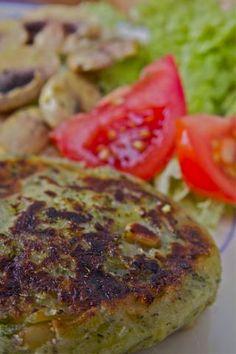 Aardappel- en broccoliburgers | veganistisch koken - heerlijke recepten
