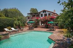 Late funnyman Richard Pryor had some serious amenities in this Sherwood Forest, California, house.