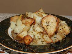 Easy Breakfast Potatoes Recipe   Thrifty Recipes