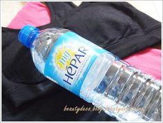 ホットヨガで1本弱、毎日飲んでるペース。 by.れいさん #HEPAR #エパー