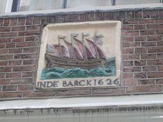 house facade stone AD 1626