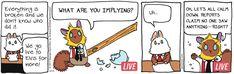 Breaking Cat News by Georgia Dunn for Apr 13, 2017   Read Comic Strips at GoComics.com