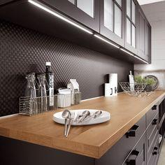 Flamme Möbel betreibt das Küchengeschäft bereits seit 1929.  #küche #traumküche