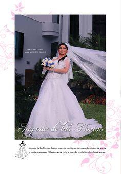 vestido: IMPERIO DE NOVIAS  foto: LARRY FARFAN novia: KATHERINE SOLANO
