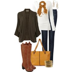 A fashion look from January 2013 featuring Oasis cardigans, Fat Face t-shirts and MANGO jeans. Browse and shop related looks.