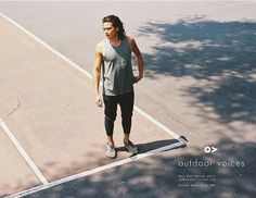 Outdoor Voices Makes The Coolest Gym Clothes In The Game Gyms Near Me, Outdoor Clothing Brands, Diy Mode, Sport Inspiration, Fitness Photoshoot, Best Gym, Mens Activewear, Fashion Lighting, Trendy Clothes For Women