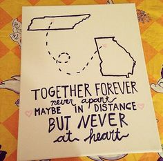 Definitely want to do this for Oklahoma and Texas. They might be next to each other but I am NOT close to my friends!