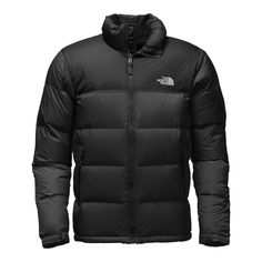 The North Face Nuptse Jacket Men s - TNF Black Jacket Men e7bdb7064