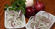 Маринованный лук Russian Recipes, Onion, Sushi, Cabbage, Picnic, Spaghetti, Deserts, Good Food, Health Fitness