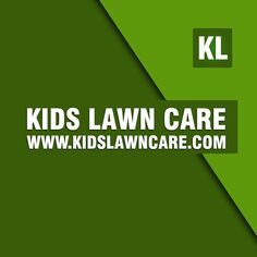 Lawn Care Marketing Material For Kids